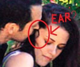 Kristen Stewart and Robert Pattison's Dawn has Broken