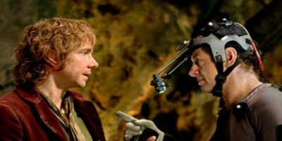 Gollum returns in two new images from The Hobbit