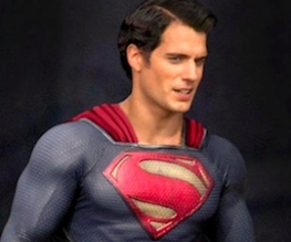 Man of Steel premieres shiny new poster at Comic-Con