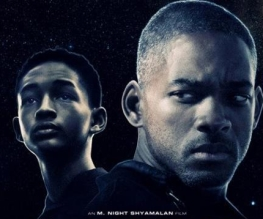After Earth's Facebook-themed viral released