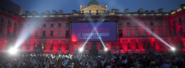 TGIM! Film4 Summer Screen at Somerset House