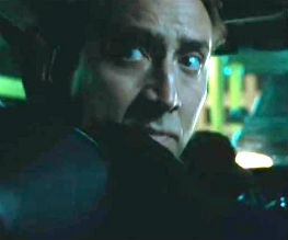 Trailer for Nicolas Cage vehicle Stolen is sort of the last straw