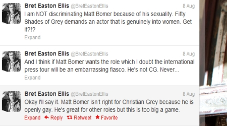 Bret Easton Ellis has FEELINGS about Fifty Shades of Grey