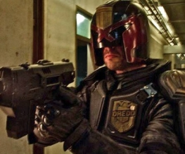 New Dredd poster is SO cool.