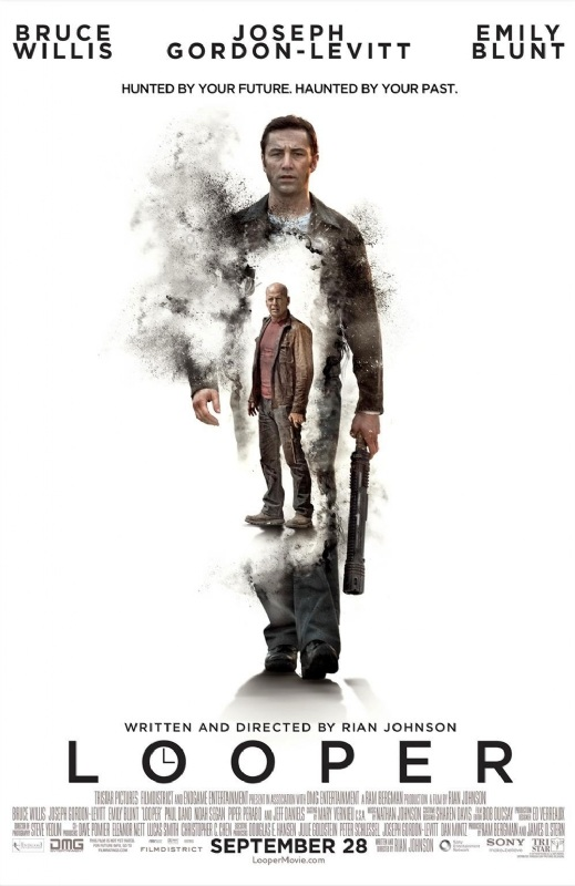 New poster and featurette for Looper