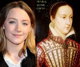 Saoirse Ronan to play Mary, Queen of Scots
