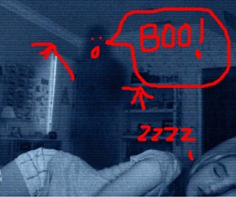 Paranormal Activity 4 trailer arrives