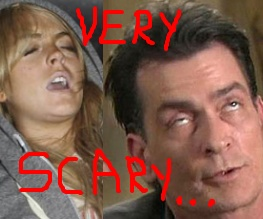 Charlie Sheen and Lindsay Lohan for Scary Movie 5?!