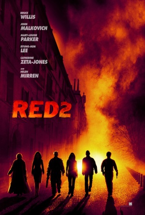 Poster (sort of) for Red 2!