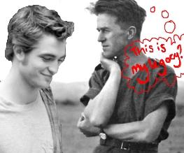 Robert Pattinson heading into The Desert