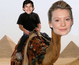 """Girls"" actor to star with Wasikowska in film about camels"