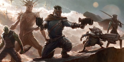 James Gunn to direct Marvel's Guardians of the Galaxy
