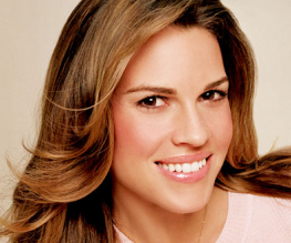 Hilary Swank returns to the big screen with You're Not You