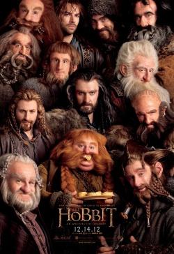 Yet more Hobbit promo material