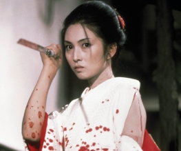 Lady Snowblood explodes onto Blu-Ray TODAY