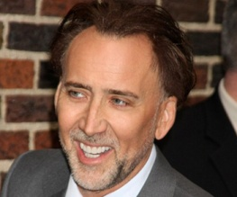 Nicolas Cage for Richard Kelly's true-crime movie Amicus
