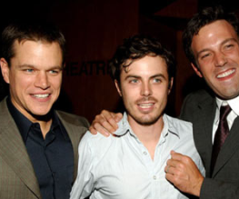 Matt Damon, Ben Affleck & Casey Affleck head to the South Pole