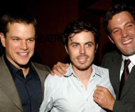 Matt Damon, Ben Affleck & Casey Affleck head to the South Pole