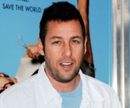 Adam Sandler is one of the Ridiculous 6