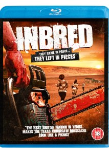 WIN: Inbred on Blu-Ray and limited edition Inbred t-shirts!