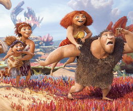 The Croods first trailer released