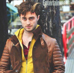 Horns: a new film starring Daniel Radcliffe is in production