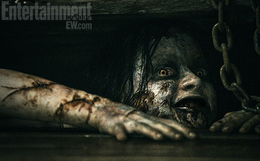 Evil Dead remake gives us a first still