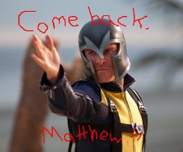 X-Men: First Class 2 won't be directed by Matthew Vaughn