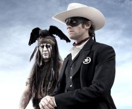 The Lone Ranger trailer released