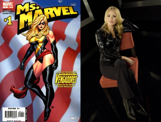 Avengers sequel could yet feature X-Men – and Ms Marvel