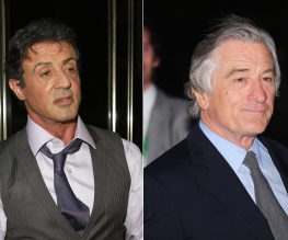 Sylvester Stallone and Robert De Niro team up