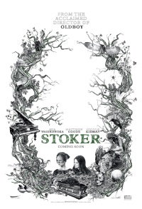 Stoker gets stunning new teaser and poster