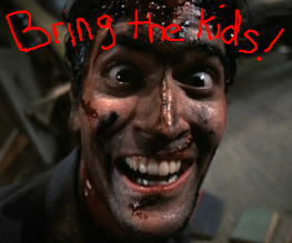 Evil Dead remake shooting for R rating says Bruce Campbell