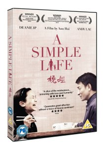 WIN: A Simple Life on DVD