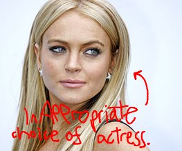 Lindsay Lohan's InAPPropriate Comedy gets US release