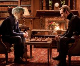 X-Men: The return of Ian McKellen and Patrick Stewart!