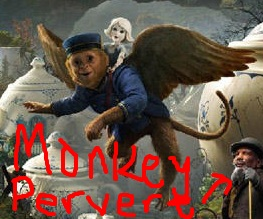 Oz: The Great and Powerful gets flying monkeys