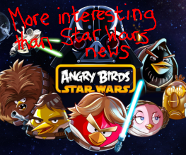 Star Wars spin-offs? We've stopped caring, frankly