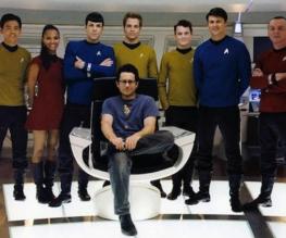 Star Trek Into Darkness illuminates first 9 minutes in IMAX