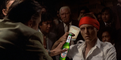 Friday Drinking game #68 – Christopher Walken