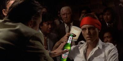 Friday Drinking game #68 – Christopher Walken
