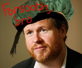 Joss Whedon gets all Shakespearean in June 2013