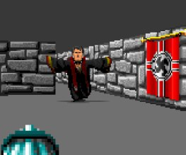 Castle Wolfenstein film back on track