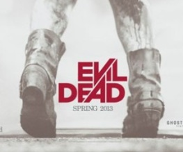 Evil Dead gets brand spanking new poster…with words!