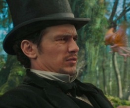 Oz The Great And Powerful debuts international trailer