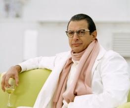 Jeff Goldblum books a room at The Grand Budapest Hotel