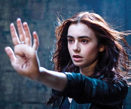 Lily Collins is dreadful in Mortal Instruments trailer