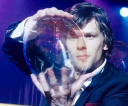 Jesse Eisenberg makes us feel stupid again in Now You See Me