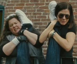 Sandra Bullock in trailer for Paul Feig's The Heat