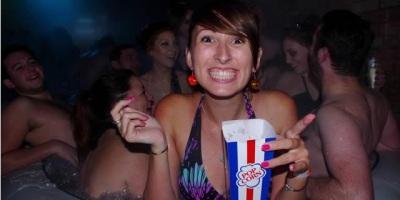 TGIM! Hot Tub Cinema